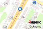 Схема проезда до компании Трек-Авто в Усть-Каменогорске