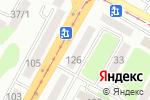 Схема проезда до компании Алтайский берег в Усть-Каменогорске