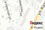 Схема проезда до компании Жумахан в Усть-Каменогорске