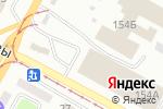 Схема проезда до компании МЕГАСТРОЙ в Усть-Каменогорске