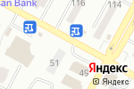 Схема проезда до компании Tez Food в Усть-Каменогорске