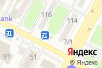 Схема проезда до компании DONER KING в Усть-Каменогорске