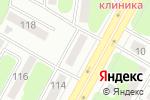 Схема проезда до компании Эко-фарм в Усть-Каменогорске
