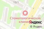 Схема проезда до компании Арзан на Бурова в Усть-Каменогорске