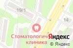 Схема проезда до компании Афина в Усть-Каменогорске