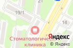 Схема проезда до компании Роса в Усть-Каменогорске