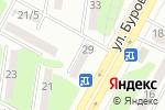 Схема проезда до компании Europharma в Усть-Каменогорске