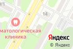 Схема проезда до компании Госэкспертиза по Восточно-Казахстанской области в Усть-Каменогорске