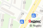 Схема проезда до компании Казкоммерц-Life в Усть-Каменогорске