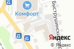 Схема проезда до компании КСЕДА, ТОО в Усть-Каменогорске