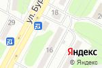 Схема проезда до компании Нотариус Касенжарова К.А. в Усть-Каменогорске