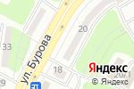 Схема проезда до компании Департамент Комитета по регулированию естественных монополий и защите конкуренции в Усть-Каменогорске