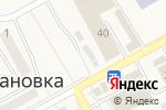 Схема проезда до компании Киоск по продаже мясной продукции в Криводановке