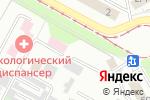 Схема проезда до компании ИНМАР, ТОО в Усть-Каменогорске