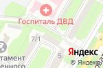 Схема проезда до компании Надежда 7, КСК в Усть-Каменогорске