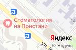 Схема проезда до компании Класс в Усть-Каменогорске
