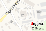 Схема проезда до компании МЕГАПОЛИС в Криводановке