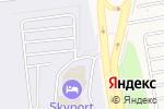 Схема проезда до компании Сиб Транс в Оби