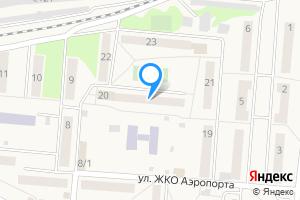Двухкомнатная квартира в Оби улица ЖКО Аэропорта, 20