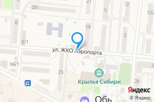 Сдается однокомнатная квартира в Оби ул. ЖКО Аэропорта