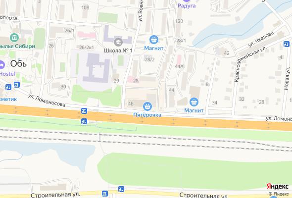 продажа квартир по ул. Ломоносова