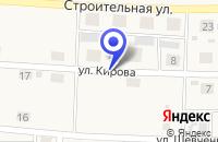 Схема проезда до компании ПРОМТОВАРНЫЙ МАГАЗИН ЛАБИРИНТ в Оби