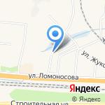 Майя на карте Новосибирска