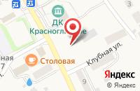 Схема проезда до компании Гномик в Красноглинном