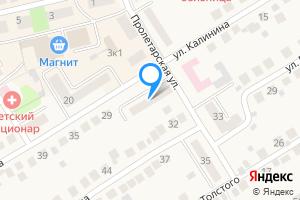 Двухкомнатная квартира в Оби ул. Калинина, 27