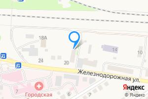 Комната в Оби Новосибирская область, Железнодорожная улица, 18