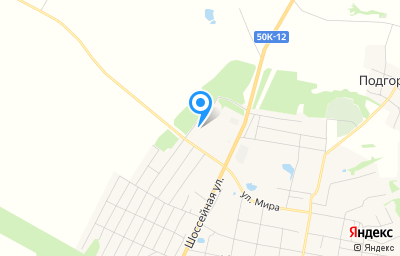Местоположение на карте пункта техосмотра по адресу Новосибирская обл, рп Колывань, ул Трактовая, д 4/3