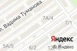 Схема проезда до компании Пригородный простор в Толмачево