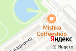 Схема проезда до компании Центр оценки достоверности информации в Толмачево