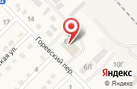 Схема проезда до компании Алейсктехосмотр в Алейске