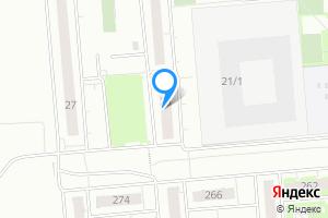 Однокомнатная квартира в Новосибирске м. Площадь Маркса, Спортивная улица, 25