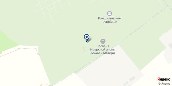Сиб-Кам на карте Новосибирске