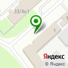 Местоположение компании Кедр