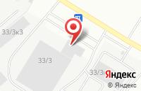 Схема проезда до компании Сибдал в Новосибирске