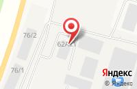 Схема проезда до компании Русское Поле Техника в Красном Востоке
