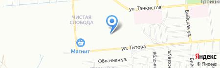 Детский сад №81 Дошкольная академия на карте Новосибирска