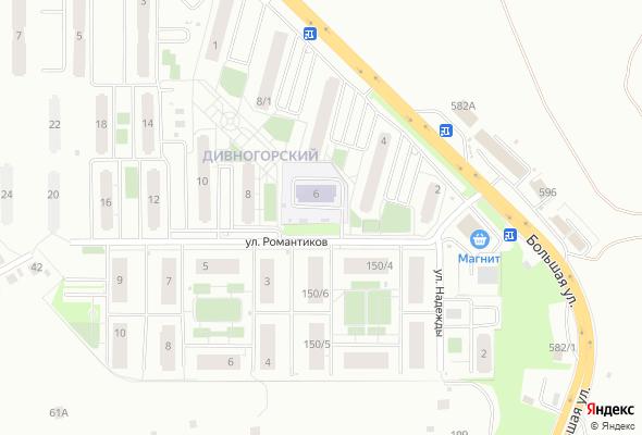 купить квартиру в ЖК Дивногорский