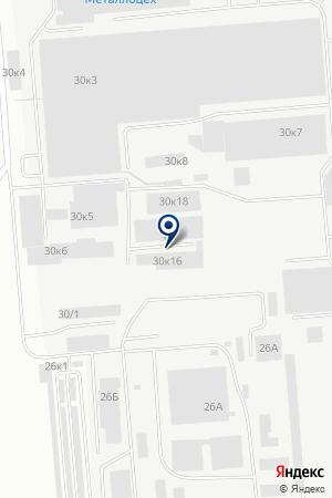 СЛТ на карте Новосибирска