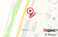 Схема проезда до компании Стройматериалы в Красном Востоке