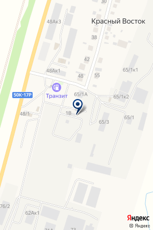 Бетон Сервис на карте 8 Марта