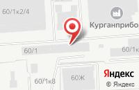 Схема проезда до компании Кейк-Трэйд в Новосибирске