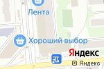 Схема проезда до компании Общественная приемная депутата Законодательного Собрания Новосибирской области Кушнира В.А. в Новосибирске