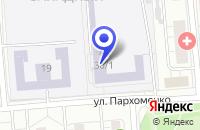 Схема проезда до компании ДЛЯ ДЕТЕЙ БОЛЬНЫХ СКОЛИОЗОМ ШКОЛА-ИНТЕРНАТ № 133 в Новосибирске