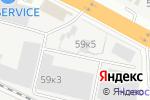 Схема проезда до компании Риверсанд в Новосибирске