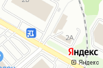 Схема проезда до компании Строй-М в Новосибирске