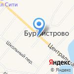Многопрофильный магазин на карте Новосибирска